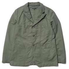 Engineered Garments Bedford Jacket - Cotton Double Cloth