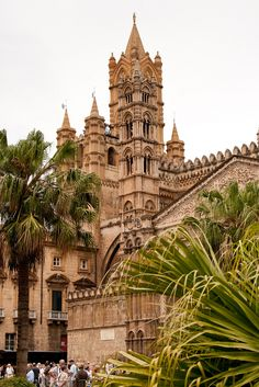 Palermo Cathedral, Italy (by til213)