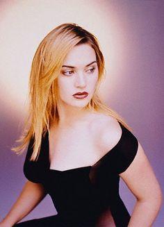 Kate Winslet by Albert Sanchez, 1998