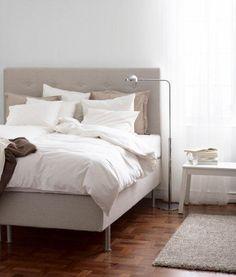 Δώστε ιδιαίτερη σημασία στο κρεβάτι σας. Γνωρίζετε, άλλωστε, ότι ο καλός ύπνος είναι το Α και το Ω για να ξεκινάτε την ημέρα σας γεμάτοι ενέργεια!