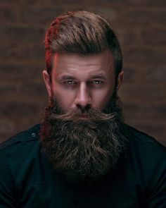 Hipster Beard and Mustache Styles