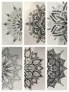 """25 +> # mandala designs of at Metamorph Tattoo Studios Chicago . - # mandala designs of at Metamorph Tattoo Studios Chicago …""""> - Mandala Tattoo Design, Dotwork Tattoo Mandala, Design Tattoo, Henna Tattoo Designs, Mandala Drawing, Henna Tattoos, Body Art Tattoos, Half Mandala Tattoo, Mandala Tattoo Meaning"""