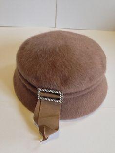 Vintage Kaybrooke Hat by Henry Pollak of New York on Etsy, $9.95