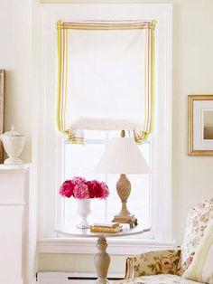 DIY Curtains and Shades 2013 Ideas