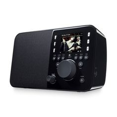 Logitech Squeezebox all in one Wi-Fi Radio Music Player with Color Screen,$114.99