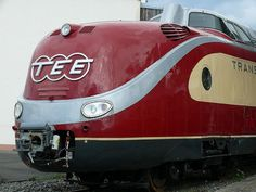 Trans Europa Express 6 by stkone - Thanks for 4 Million views!, via Flickr