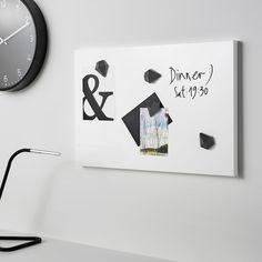 SVENSÅS Memo board - white - IKEA