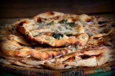 فطاير زعتر أخضر من فلسطين Wild Thyme pastry from Palestine  <3
