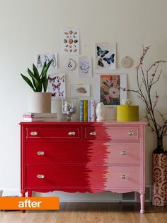 Before & After: Kids' Furniture Refreshers — Best Of 2014