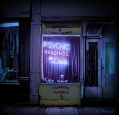 """""""I'm psychic."""" She said, smiling mysteriously. """"Pffffft. No such thing."""" I replied cockily. """"Try me."""" She responded, her purple eyes taunting me."""