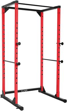 CAP Barbell Full Cage Power Rack* Check this awesome product by going to the link at the image. (This is an affiliate link) Volleyball Training, Strength Training Equipment, Aerial Hoop, Power Rack, White Freshwater Pearl, Barbell, Cage, Things That Bounce, Outdoors