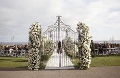 Montage Laguna Beach Wedding   Pink and White Weddng   International Event Company