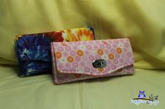 Necessary Clutch Wallet by MissBossyBags on Etsy