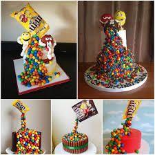 gravity defying cake tutorial - Google Search
