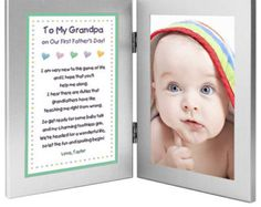 1st Father's Day Gift for Daddy from Son or by PoetryGifts on Etsy