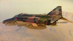 McDonnell Douglas QF-4D Phantom II