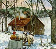 My memories of Tradition Inverness, Sugar Bush, Amish Farm, Winter Birthday Parties, Farm Pictures, Farm Barn, Building Art, Horse Farms, Teachers