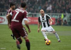 Stefano Sturaro during Serie A match between Torino v Juventus, in Turin, on December 11, 2016 (Photo by Loris Roselli/NurPhoto via Getty Images).