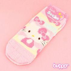 New Products - Blippo Kawaii Shop Kawaii Fashion, Cute Fashion, Sock Shoes, Cute Shoes, Sanrio, Japanese Socks, Kawaii Accessories, Hair Accessories, Hello Kitty My Melody