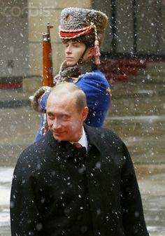 PUTIN VLADIMIR Russian President