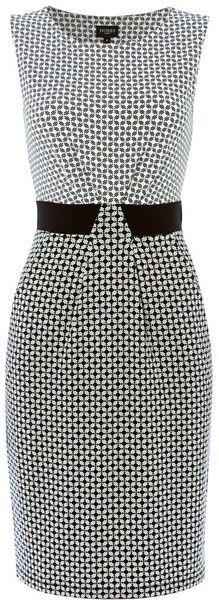 Diamond Geo Dress - HOBBS