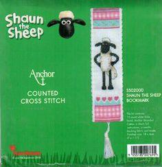 Gallery.ru / Photo # 1 - SS02000 Shaun the Sheep Bookmark - galkin36