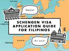 READ: SCHENGEN VISA APPLICATION GUIDE FOR FILIPINOS