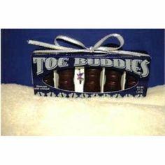 Toe Buddies Half Case Chocolate