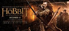 Yet Another THE HOBBIT: THE DESOLATION OF SMAUG Banner With Luke Evans' 'Bard'
