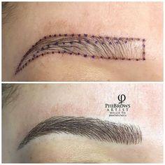 Microblading Connecticut - Eye Makeup tips Eyebrow Makeup Tips, Permanent Makeup Eyebrows, Semi Permanent Makeup, Eye Makeup, Mircoblading Eyebrows, Threading Eyebrows, Eyelashes, Eyeliner, Tattooed Eyebrows