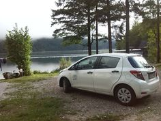 Wieder ein #Urlaubsfoto vom Camp Zlatorog am Bohinjsko jezero (Bohinjsee) in #Slowenien :-) #Stattauto #München #CarSharing