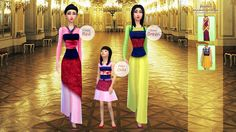 Disney Collection (Mulan) Los Sims 4