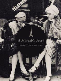 raspberrypie-:    A Moveable Feast by Ernest Hemingway (by letters to Oscar Wilde)  ( via: weelittleactress )