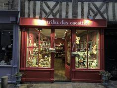 DSC00425 - La Tribu Des Cocottes Honfleur France