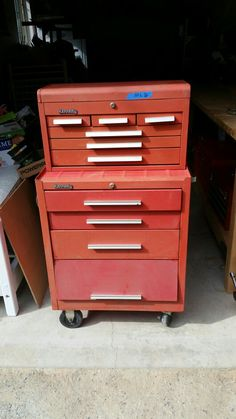 Awesome Craftsman tool Cabinet Parts