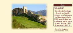 Jaén finca y castillo en venta