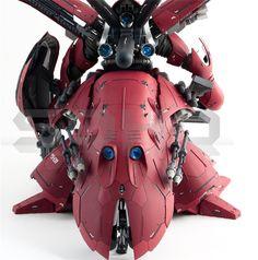 modelo [SOHO] Bandai Gundam montado RE Nightingale terminó de pintar referencia OEM dada por tak yu - Estación mundial Taobao