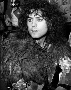 """At the premier of his film, """"Born to Boogie,"""" which was directed by Ringo Starr, 1973."""