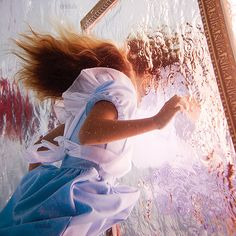 Looking glass 6 by sugarock, via Flickr