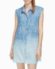 Image result for tie dye denim dress