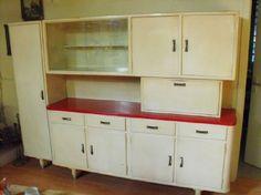 Rimodern credenza da cucina vintage anni 39 50 39 60 progetti legno pinterest cucina - Cucine anni 40 ...