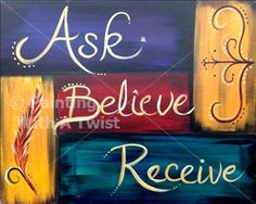 Believe! - Sarasota, FL Painting Class - Painting with a Twist