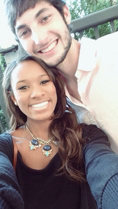 Beautiful interracial couple #love #wmbw #bwwm http://www.interracial-dating-sites.com