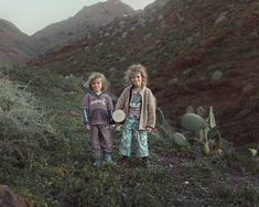 FREERANGE KIDS: Rainbow Gathering - pictures by Benoit Paillé