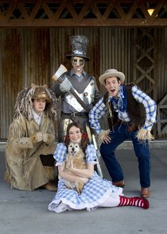 REFERENCE: for steampunk Costumes & Staging !! - MIGHT be helpful at some point in time!  ~~~~~~~~~~~~   steampunk wizard of oz