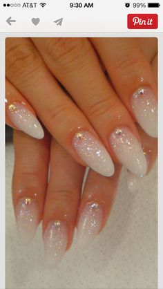 Get a beautiful Look for your next wedding yu attend! #Weddings #Nails at Polished Nail Bar Milwaukee and Brookfield, WI Locations www.Facebook.com/NailBarPolished Polished Nail Bar Polished Nail Bar https://www.facebook.com/shorthaircutstyles/posts/1762375747386198