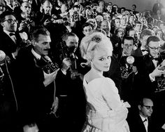 Elke Sommer, Cannes Film Festival 1962.