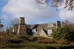 Stoneywell, Leicestershire National Trust