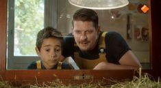 Appie gaat samen met zijn vader Luc naar het broedhuis. Er komt een kuikentje uit het ei! Maar zit er in elk ei een diertje?