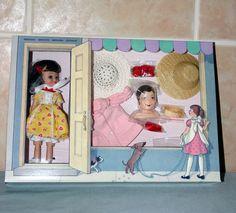 2005 - Betsy's Millinery Gift Set | Tonner Doll Company